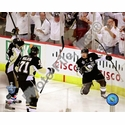 Game 3 Stanley Cup Finals Sidney Crosby, Evgeni Malkin, & Marian Hossa Celebrate Crosby's 2nd Goal