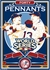 New York Yankees 40 Pennants Sports Propaganda Handmade LE Serigraph - Yankees