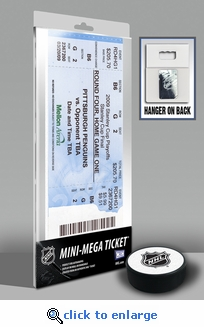 2009 NHL Stanley Cup Mini-Mega Ticket - Pittsburgh Penguins