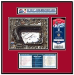 2009 NHL Winter Classic Ticket Frame Jr - Blackhawks