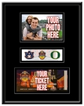 2011 BCS Championship Game 4x6 Photo Ticket Frame - Auburn vs Oregon