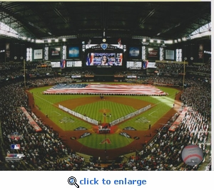 2011 MLB All-Star Game Opening Ceremony 8x10 Photo - Arizona Diamondbacks