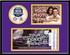 2012 BCS Championship Your 4x6 Photo Ticket Frame - LSU vs Alabama