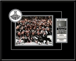 2012 NHL Stanley Cup Final 8x10 Photo Ticket Frame - Los Angeles Kings Champions