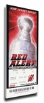 2012 NHL Stanley Cup Final Canvas Mega Ticket - New Jersey Devils