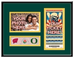 2012 Rose Bowl Your 4x6 Photo Ticket Frame - Wisconsin vs Oregon
