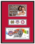 2013 BCS Championship 4x6 Photo Ticket Frame - Alabama