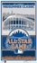 2013 MLB All-Star Game Sports Propaganda Handmade LE Serigraph - New York Mets