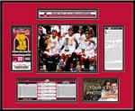 2013 NBA Finals Ticket Frame - Miami Heat