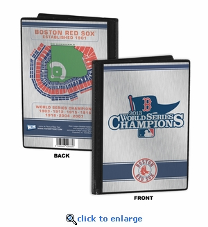 2013 World Series Champions 4x6 Mini Photo Album - Boston Red Sox