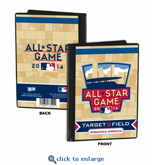 2014 MLB All-Star Game 4x6 Photo Album - Minnesota Twins