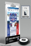 2014 NHL Stadium Series Mini-Mega Ticket - Devils vs Rangers