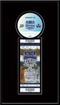 2014 NHL Stadium Series Single Ticket Frame - Ducks vs Kings