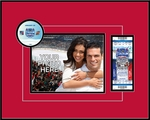 2014 NHL Stadium Series Your 8x10 Photo Ticket Frame - Devils vs Rangers