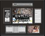 2014 NHL Stanley Cup Final Ticket Frame�- Los Angeles Kings