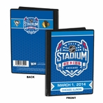2014 NHL Stadium Series 4x6 Photo Album - Penguins vs Blackhawks