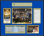 2015 NBA Finals Ticket Frame - Golden State Warriors