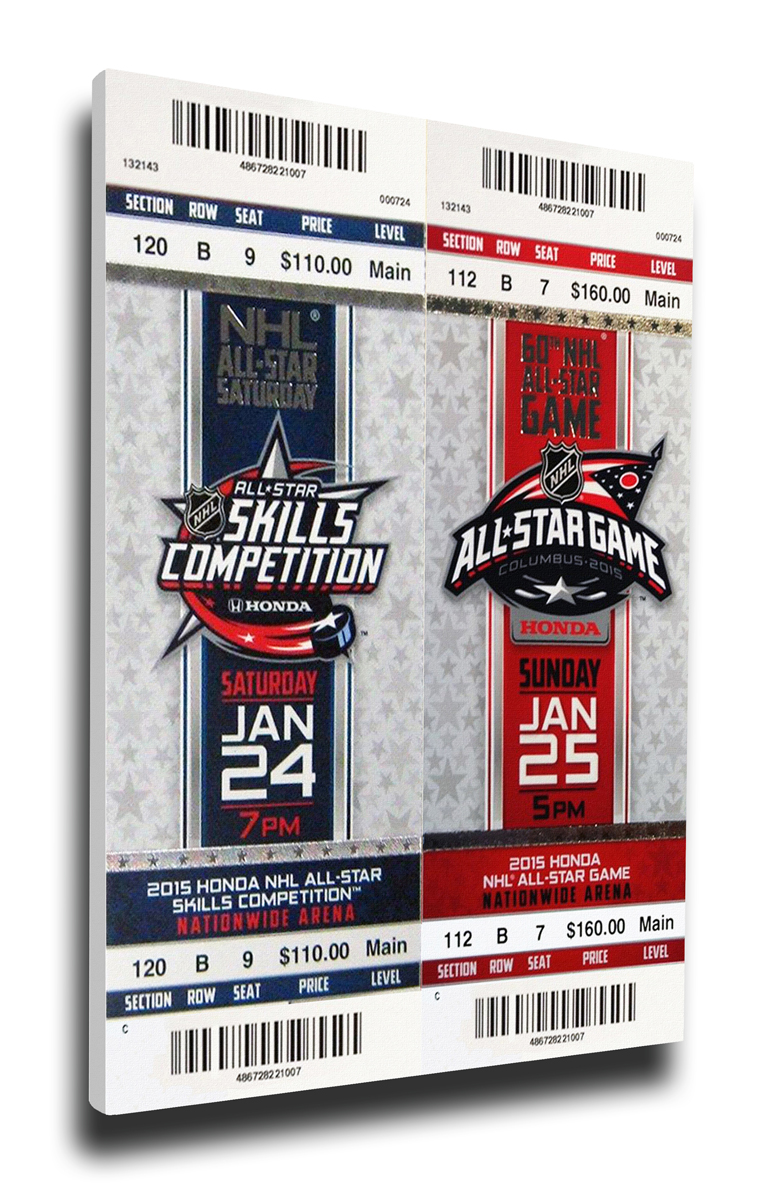 NHL All-Star Game Mega Tickets