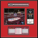 2015 NHL Stanley Cup Final Ticket Frame Jr - Chicago Blackhawks