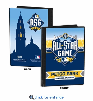 2016 MLB All-Star Game 4x6 Photo Album - San Diego Padres