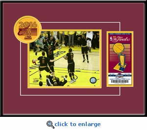 2016 NBA Champions�8x10 Photo Ticket Frame - Cleveland Cavaliers