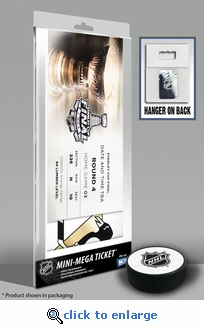 2016 NHL Stanley Cup Final Mini-Mega Ticket - Pittsburgh Penguins