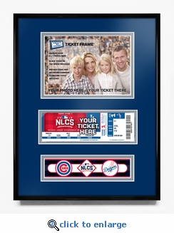 2016 NLCS Your 5x7 Photo Ticket Frame - Los Angeles Dodgers