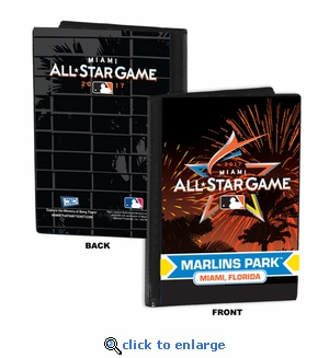2017 MLB All-Star Game 4x6 Photo Album - Miami Marlins