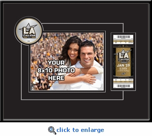 2017 NHL All-Star Game Your 8x10 Photo Ticket Frame - Los Angeles Kings