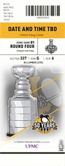 2017 NHL Stanly Cup Final - Predators vs Penguins
