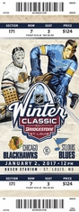 2017 NHL Winter Classic - Blackhawks vs Blues
