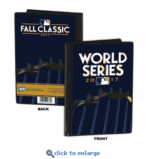 2017 World Series 4x6 Mini Photo Album