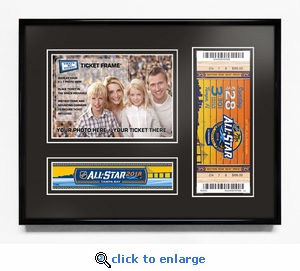 2018 NHL All-Star Game 5x7 Photo Ticket Frame - Tampa Bay Lightning