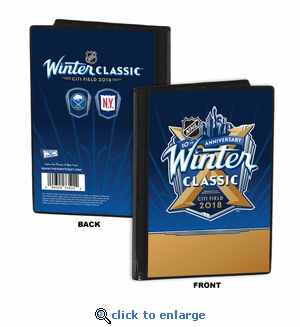 2018 NHL Winter Classic 4x6 Photo Album - Rangers vs Sabres