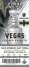 2018 Stanley Cup Final - Knights vs Lightning/Capitals