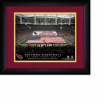 Arizona Cardinals Personalized University of Phoenix Stadium Print