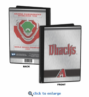 Arizona Diamondbacks 4x6 Mini Photo Album