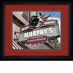 Atlanta Falcons Personalized Sports Room / Pub Print