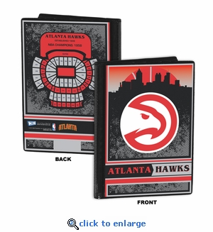 Atlanta Hawks 4x6 Photo Album / Brag Book