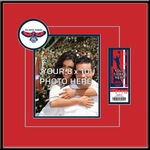Atlanta Hawks 8x10 Photo Ticket Frame