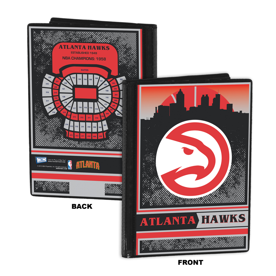 12) Custom Atlanta Hawks Birthday Party Ticket Invitations With ...