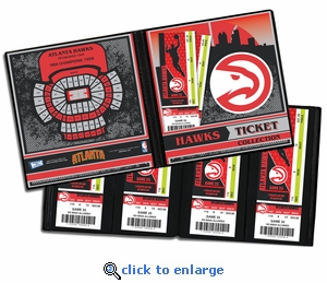 Atlanta Hawks Ticket Album