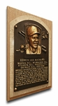 Baseball HOF Player Plaques