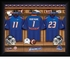 Boise State Broncos Personalized Football Locker Room Print