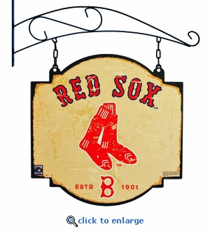 Boston Red Sox 16 X 16 Metal Tavern / Pub Sign