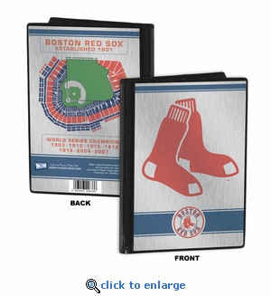 Boston Red Sox Mini 4x6 Photo Album