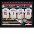 Boston Red Sox Personalized Locker Room Print