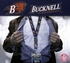 Bucknell Bison NCAA Lanyard Key Chain and Ticket Holder