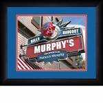 Buffalo Bills Personalized Sports Room / Pub Print