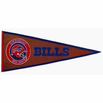 Buffalo Bills Pigskin Pennant (13 x 32)
